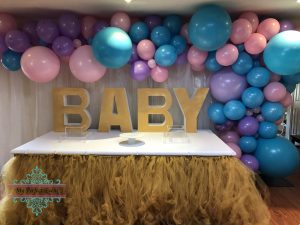 Baby Shower Unicorn Theme Party Hire Ballarat