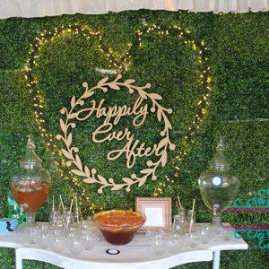 wedding decor hire ballarat