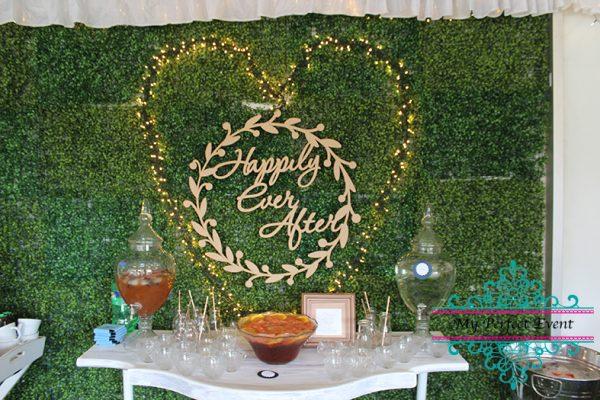 party wedding decor hire ballarat