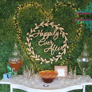 Wedding reception styling & hire Ballarat
