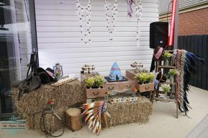 Western party theme rental Ballarat