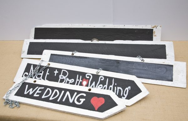 chalkboard signs party wedding hire ballarat