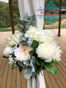 Faux Wedding Flowers Ballarat